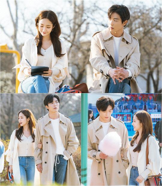 박민영, `그녀의 사생활`이 궁금하다..김재욱과 동물원 데이트